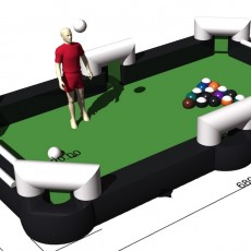 PoolballTable